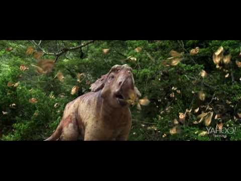 Walking with Dinosaurs Featurette 'Patchi and Alex'