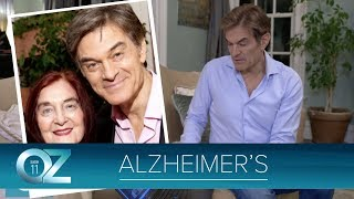 The Signs Dr. Oz Missed That His Mom Has Alzheimer's