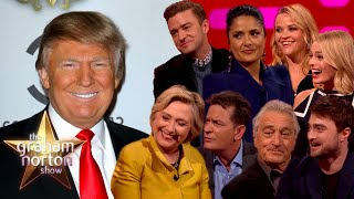 The Funniest Donald Trump Stories On The Graham Norton Show | Part One