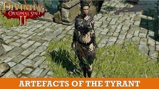 Artifacts of the Tyrant Locations (Divinity Original Sin 2)