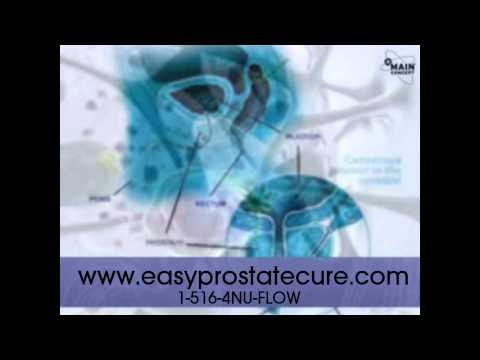 Normalne veličine adenom prostate