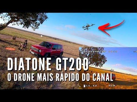 review-drone-racer-diatone-gt200-português--banggood