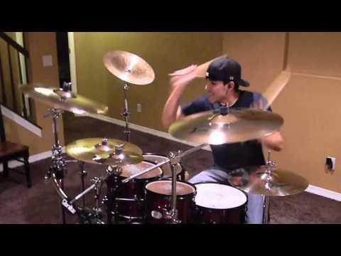 Nick Abeyta - Fall Out Boy - Thnks Fr Th Mmrs (Drum Cover)