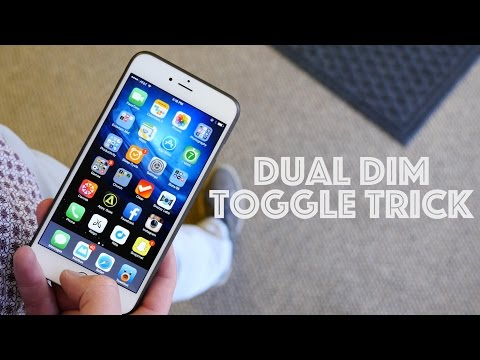 Toggle Your iPhone's Brightness With A Home Button Triple Tap