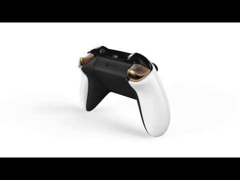 Видео № 0 из игры Microsoft Wireless Controller Xbox One (Lunar White)