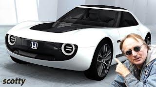 Honda Just Changed The World