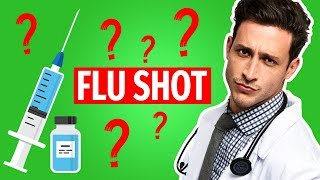Do You REALLY Need a Flu Shot?   Truth About Influenza Vaccines   Doctor Mike