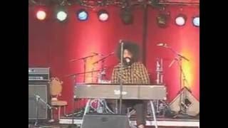 Reggie Watts - Love and Sandwiches?