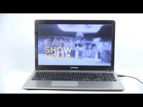 Samsung NP300 15.6-inch Windows 8