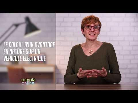 Le calcul d'un avantage en nature sur un véhicule électrique