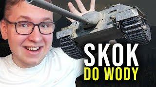 SKOK DO WODY - Fail Compilation - World of Tanks