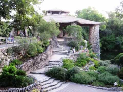 Japanese Tea Gardens San Antonio TX