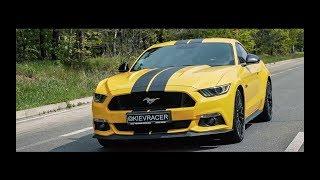 Mustang 5.0 670hp, Американские лошади VS Немецкие!