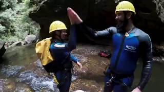 High and wild Experience Canyoning in the Blue Mountains Edited