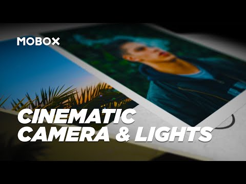Designing Cinematic 3D Camera Movement & Lighting in After Effects!