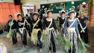 Tarian Orang Asli Di Smk Bukit Changgang