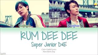 Super Junior - Rum Dee Dee