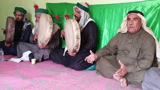المداح سيد عبدالفتاح المشهداني في مرقد جدنا سيد رباش والشيخ حبيب  قدس الله أسرارهم الشريفة