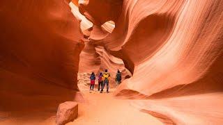 Antelope Canyon Tour and Horseshoe Bend from Sedona, Arizona