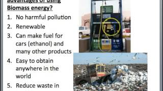 Unit 3 LT 5 Geothermal, Biomass, and Solar Energy Introduction