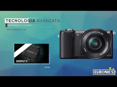 SONY Alpha ILCE5000L black