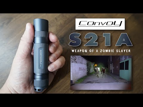 Convoy S21A review