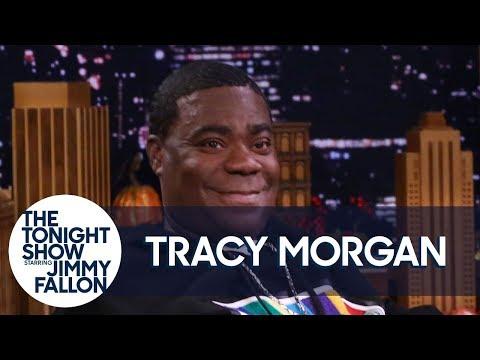 TracyMorganOuts Himself as Donald Trump's Whistleblower