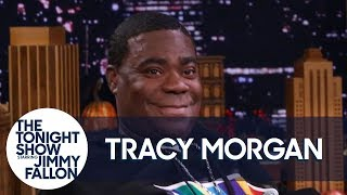 Tracy Morgan Outs Himself as Donald Trump's Whistleblower