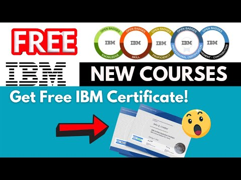IBM Free Online Courses with Free Certification | IBM Free ...