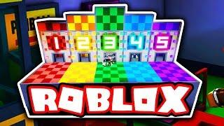 MINIGAME ARCADE IN ROBLOX!
