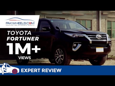 Toyota Fortuner | Expert Review