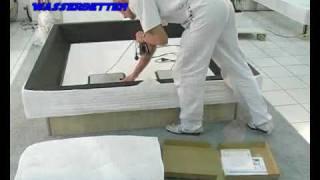 Das Wasserbett - aufbau Workshop Teil1