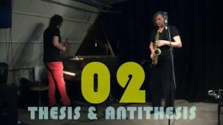"Vlady Bystrov/Roman Stolyar - ""Thesis & Antithesis 02"""