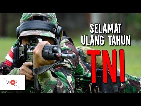 #VLOGNEWS: Selamat Ulang Tahun TNI