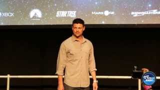 Destination Star Trek Germany - Karl Urban Press Conference