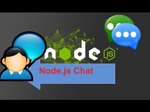 23-Node.js|| Creating live chat | عمل تطبيق دردشة كامل