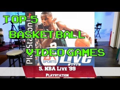 Top 5 Basketball Video Games
