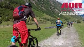 ~ AQR Mountain Bike Trails Luchon ~                Choose Your Level Ride