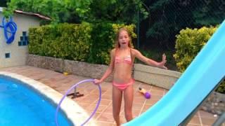 Que hacer en la piscina;
