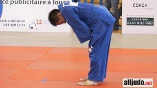 NOMURA Tadahiro (JPN) - RAYMOND Adrien (FRA) / Swiss Judo Open 2013