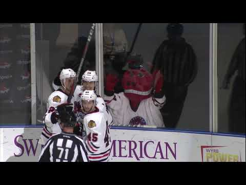 Moose vs. IceHogs | Oct. 28, 2018