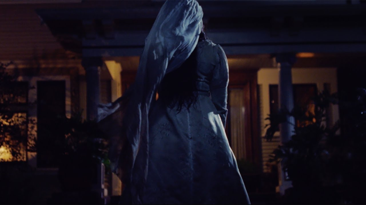 Trailer för The Curse of La Llorona