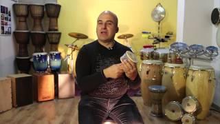 Cabassa Shaker tutorial- Abe Doron