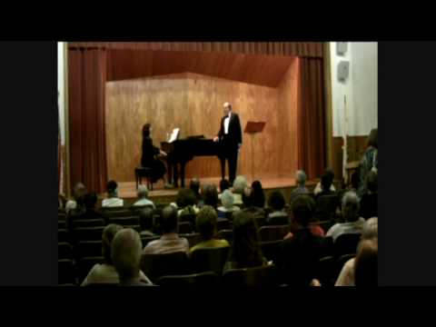 Ave Maria San Diego Library Concert Series F. Schubert