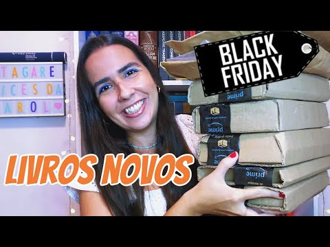 UNBOXING BLACK FRIDAY AMAZON ? | Ana Carolina Wagner