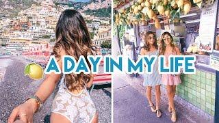 WHAT WE DID IN CAPRI! | Amelia Liana Travel Vlog