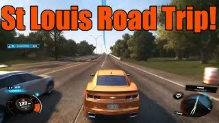 THE CREW | PC | Part 3 | Road Trip to St Louis!