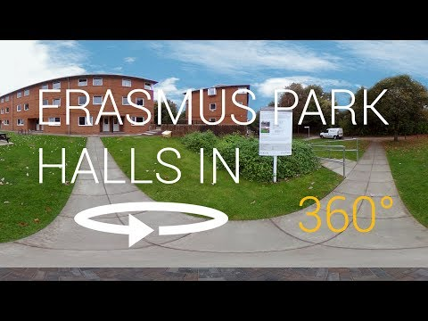 Erasmus Park 360° VR Tour | University of Southampton