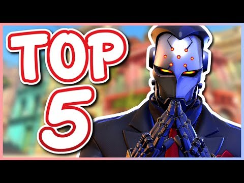 Overwatch - TOP 5 BEST NON-PLAYABLE CHARACTERS