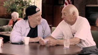 3 Geezers!: J.K. Simmons 2013 Movie Scene